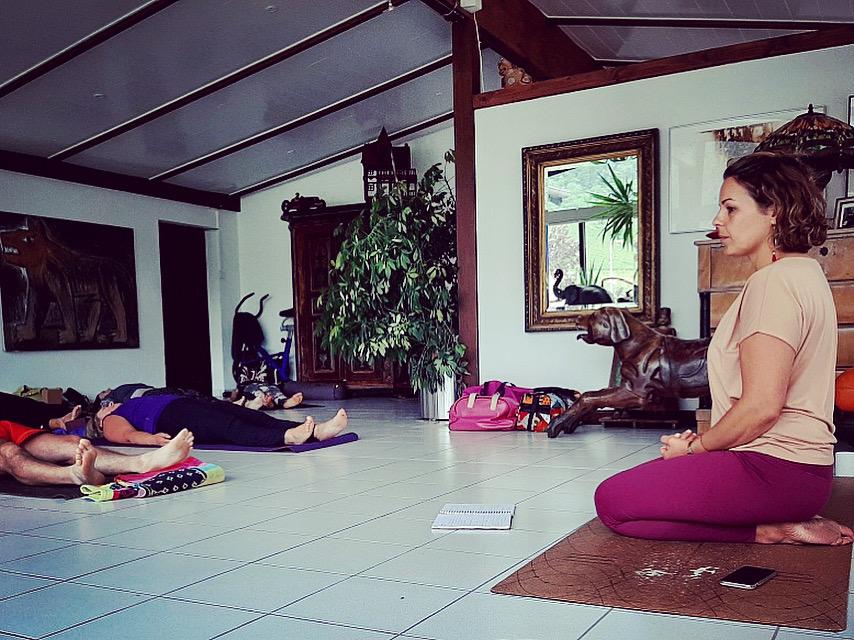 sarah ostermann, hatha yoga dimanche matin